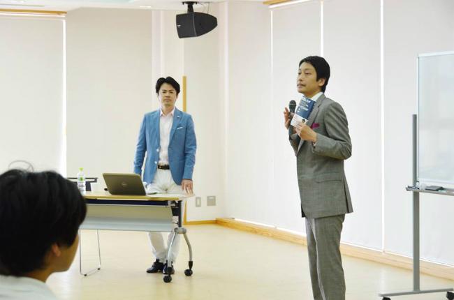 富山講演会主催の新村聡さん