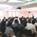 富山の講演会に講師としていってきました!