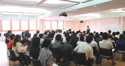 富山講演会に100名が