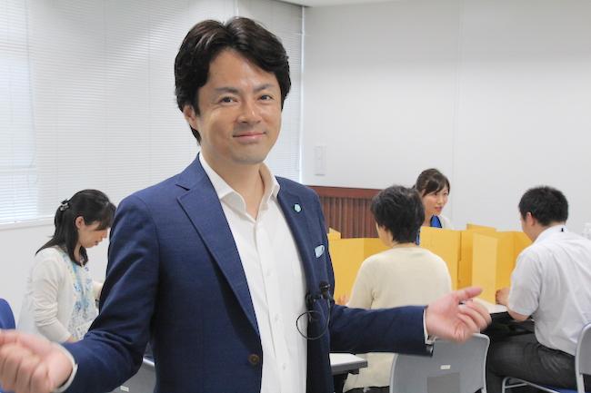 市役所向け職員研修佐藤政樹