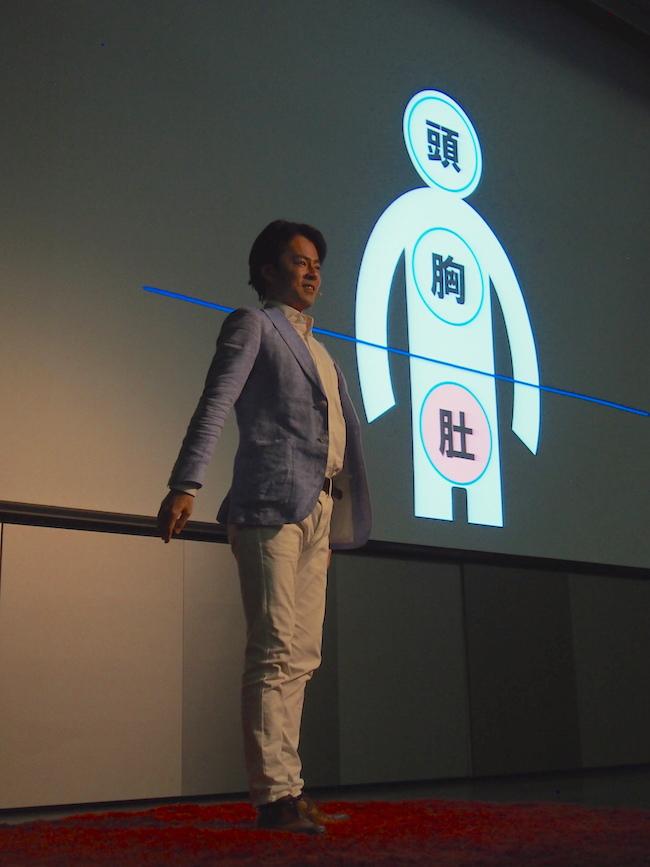 TEDx佐藤政樹