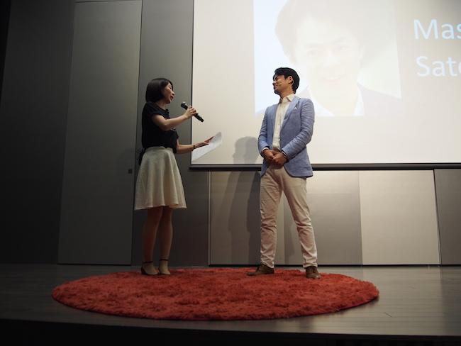 TEDx佐藤政樹2