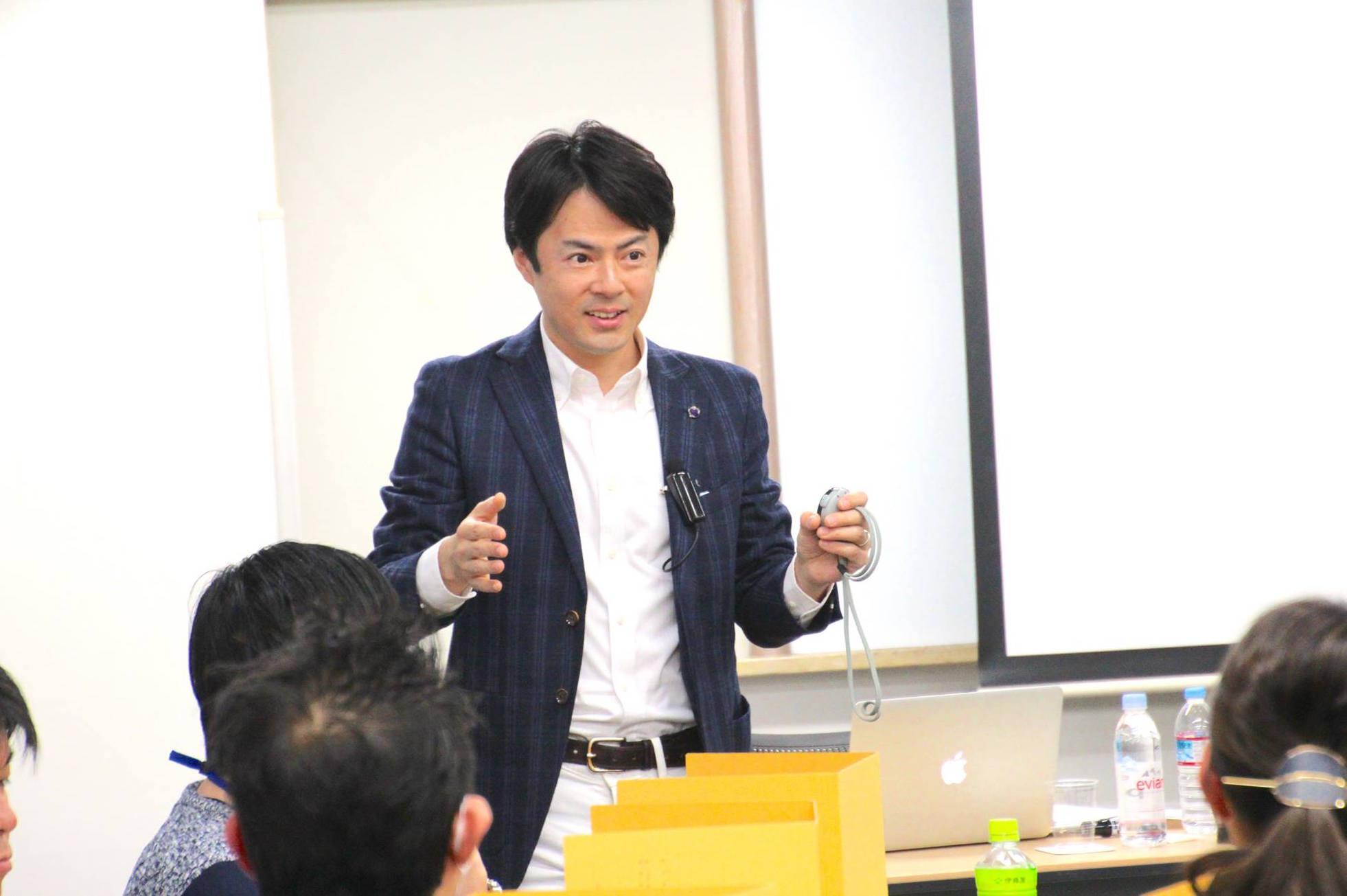 佐藤政樹の営業力向上研修