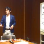 会社役員・経営者・幹部向けのプレゼン研修の講師をしてきました