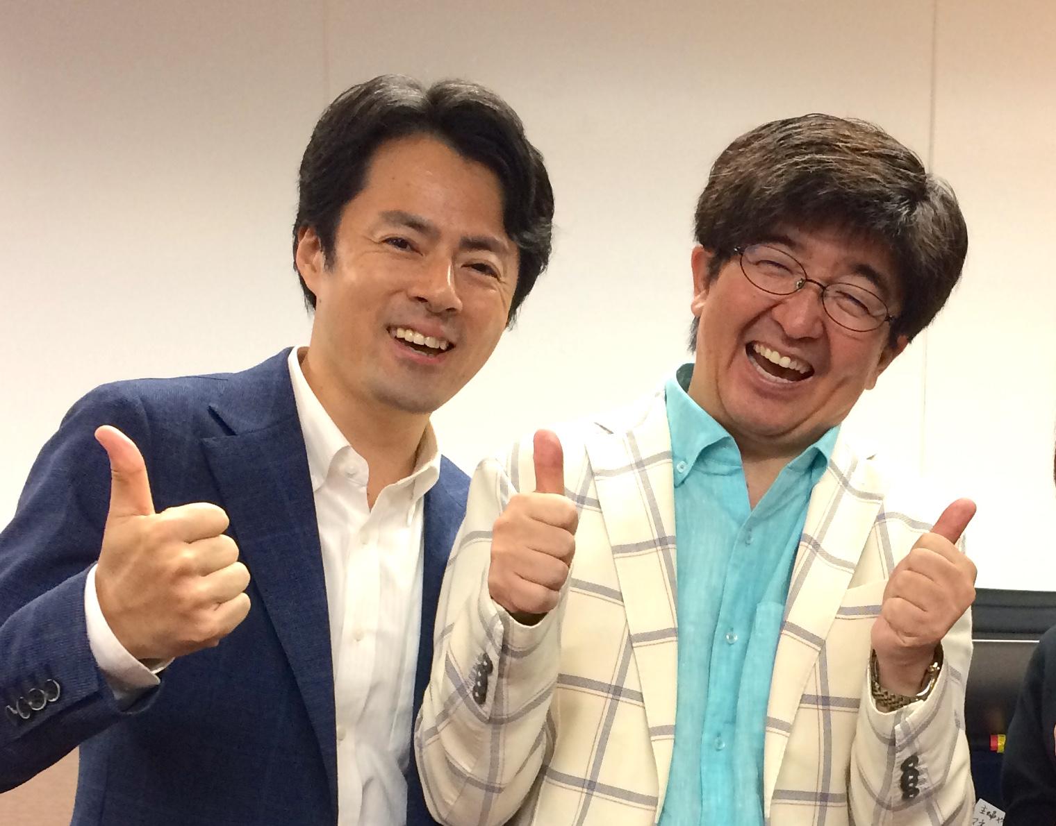 佐藤政樹と望月俊孝氏