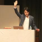 医学学会でホスピタリティがテーマの講演のゲスト講師をしてきました