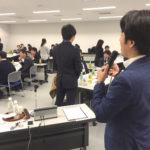 静岡県合同市役所研修で話し方の講師をしてきました